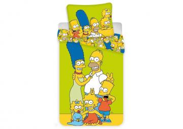 Simpsons yellow green