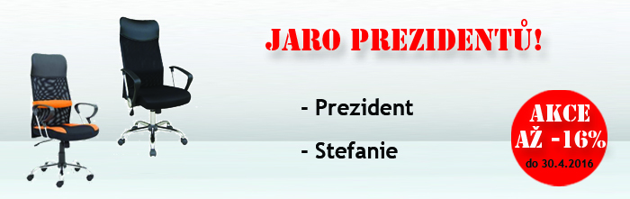 Jaro prezident�!