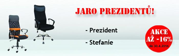 Jaro prezidentů!