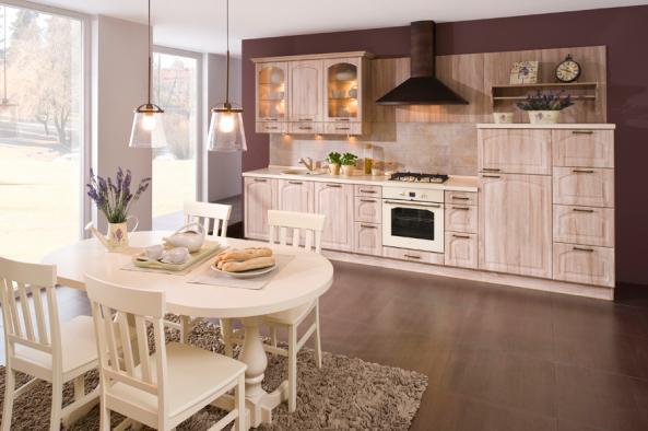 Plánovaná kuchyně Astoria