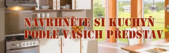 Navrhněte si svou kuchyň