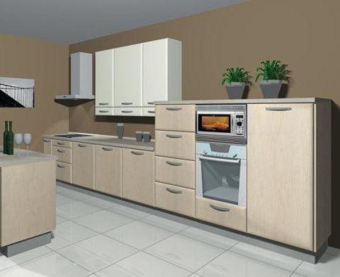 Paralelní příklad kuchyně