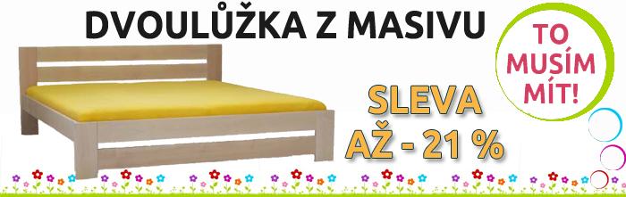 Akční nabídka postelí, ketyban.cz