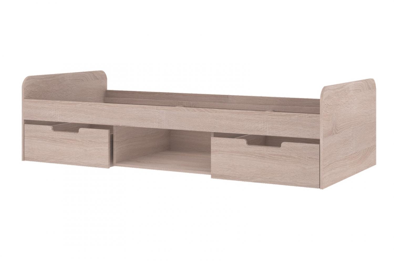 dd2adcd56141 Dřevěná postel Rio typ 90