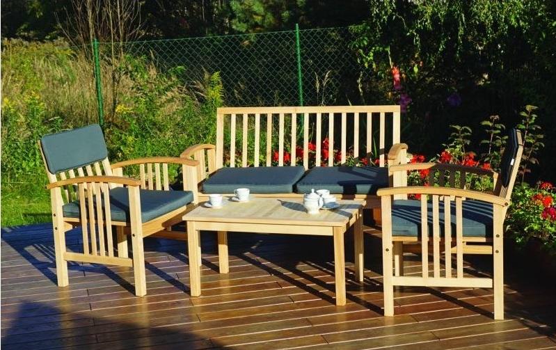 Zahradní dřevěná sestava Safari