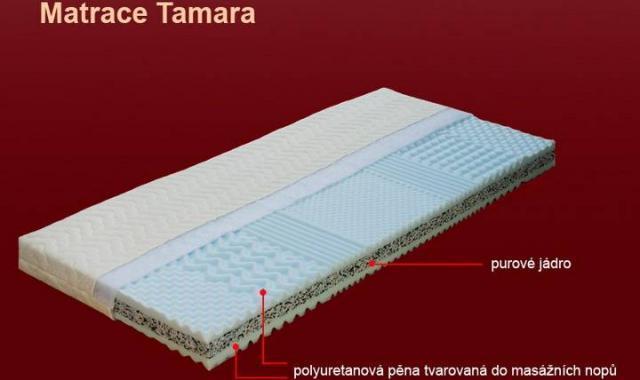 Matrace Tamara