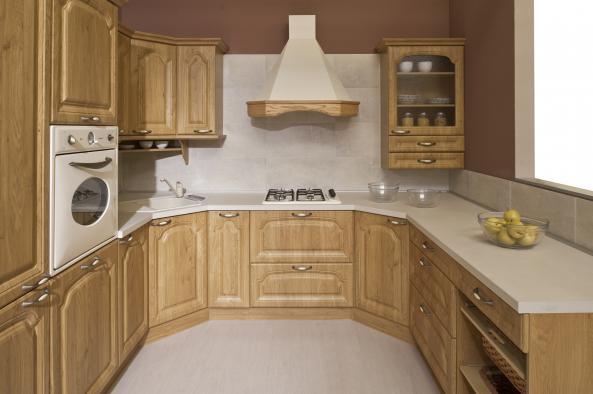 Kuchyně rohová U