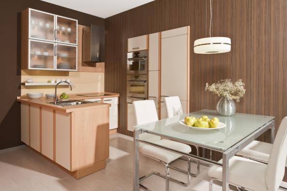Plánovaná kuchyně Vanila