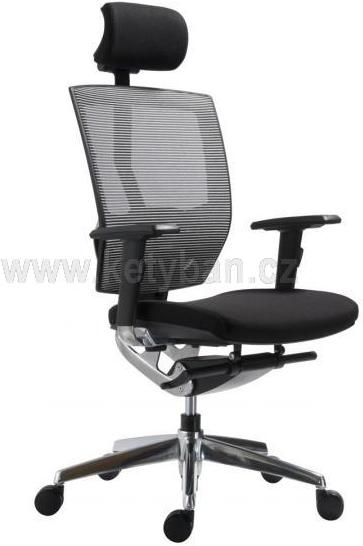 Kancelářská židle Vega se synchronním mechanismem